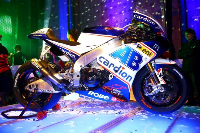 Pøedstavme si Abajùv motocykl Aprilia ART