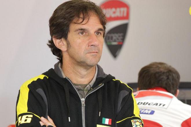 Comeback Davide Brivia se Suzuki do MotoGP?