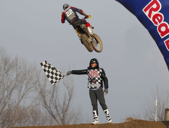 Starcross v Mantovì vyhrál  celkovì Kevin Strijbos