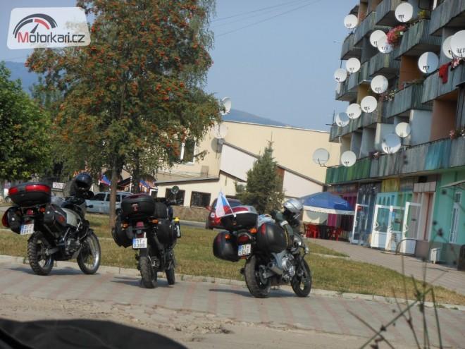 Zakarpatská Ukrajina 2012