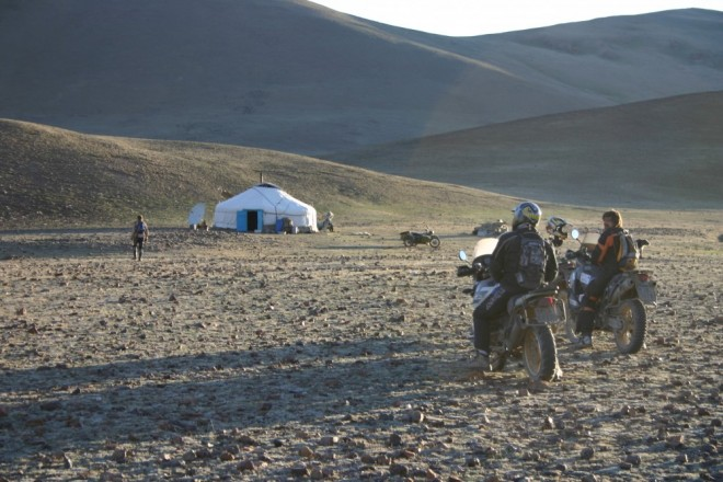 Výprava do zemì Èingischána