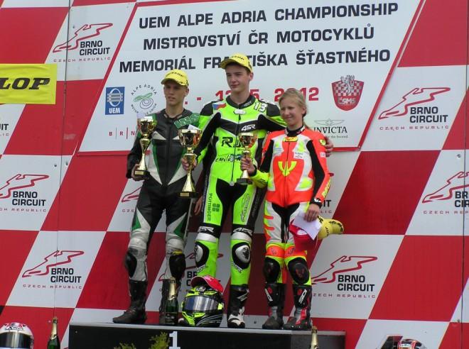 Central Europe Motorcycle Championship zná termíny závodù 2013