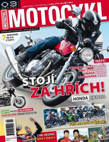 Motocykl 3/2013