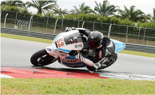 Lukáš Pešek poprvé mezi svìtovou elitou MotoGP