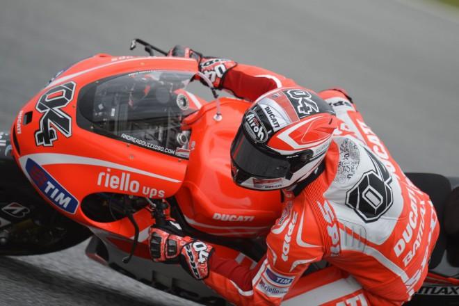 Ducati: Oèekávané Doviziosovy problémy