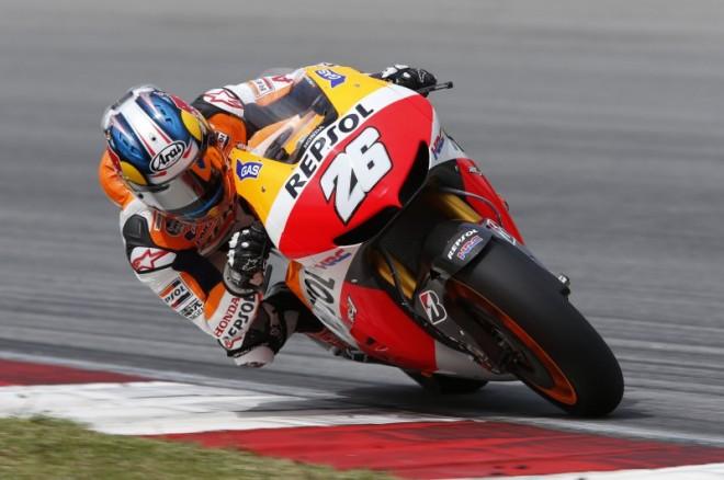 Testy MotoGP - Sepang, pøehled èasù po 2 dnech