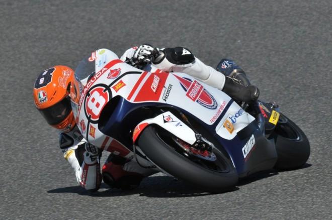 Gino Rea: T�den p�ed testy bez motorky a bez t�mu