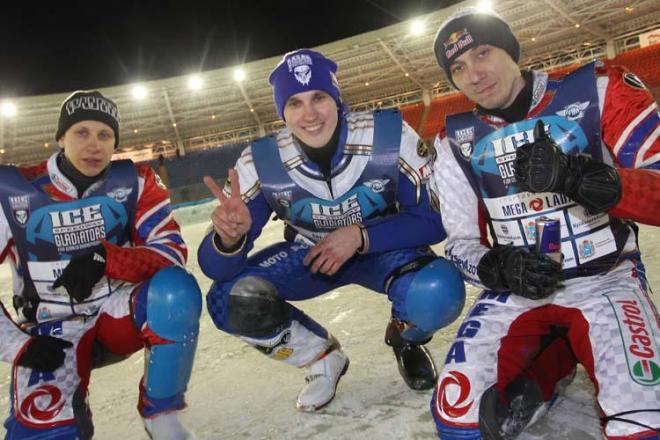 Togliatti-GP: Vyhráli Ivanov a Koltakov