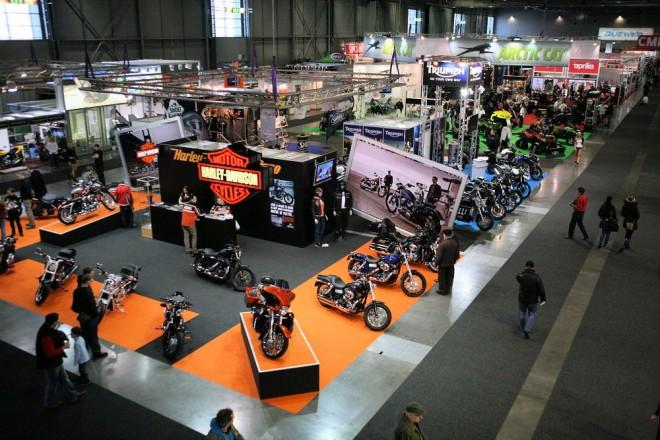 Výstava Motosalon 2013