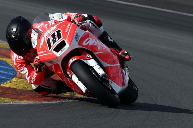 Testy Moto2 - Valencia, 1. den