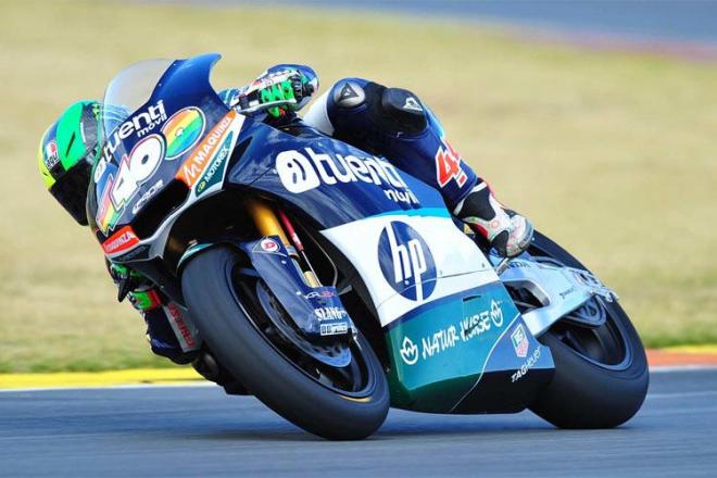 Testy Moto2 - Valencia, 2. den