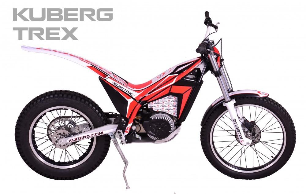 Kuberg p edstavil dva nov elektrobiky motork - Moto electrique kuberg ...