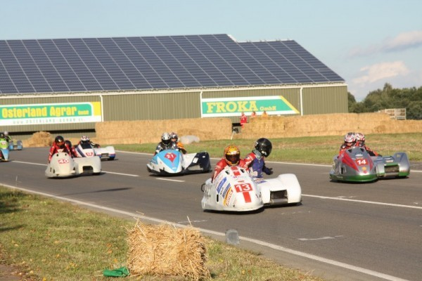 Int. Sidecar Trophy se pojede i na Slovensku