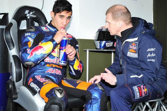 Testy Moto3 - Jerez, 1. den