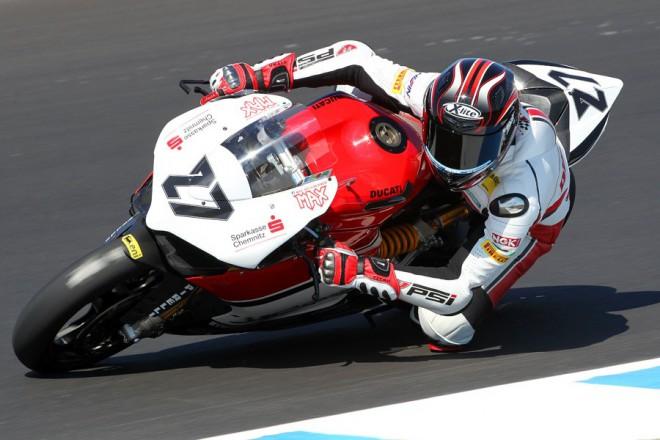 """Reglement Superbike 2014: Jediná Ducati chce """"stocky"""""""