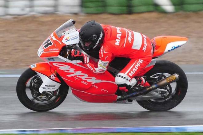 Testy Moto2 - Jerez, 3. den