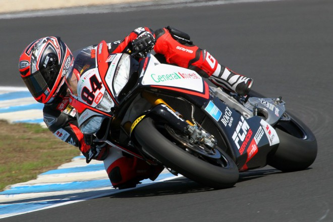 Michel Fabrizio vyhrál kvalifikaci superbikù