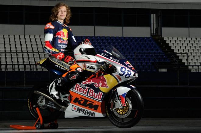 Karel Hanika nejrychlejším jezdcem testù v Jerezu