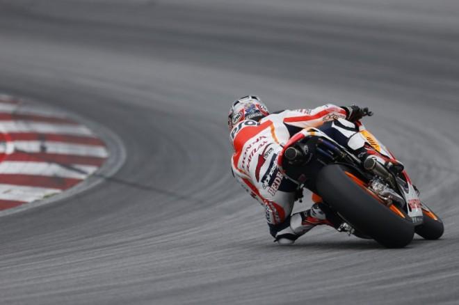 Testy MotoGP - Sepang II., 1. den