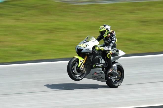 MotoGP se vrac� k 2. ofici�ln�mu testu do Sepangu