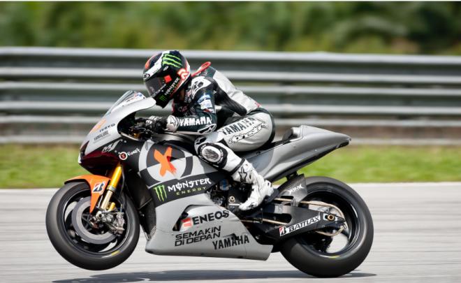 Testy MotoGP - Sepang II., 2. den