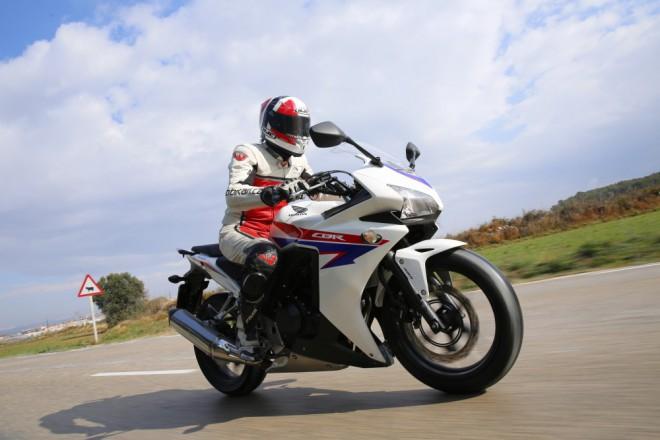 Honda CBR500R a CB500F - první jízda