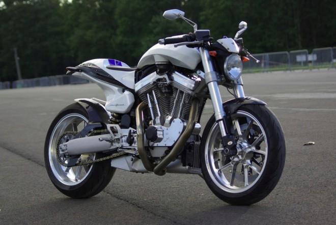 Znovuzrozen� Wakan Motorcycles