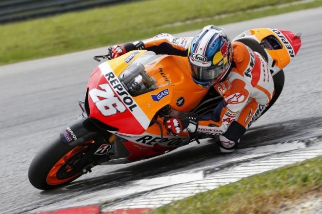Testy MotoGP - Sepang II., 3. den