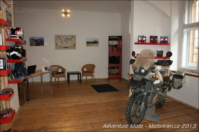 Když adventure, tak Adventure Moto