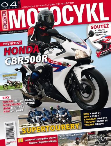 Motocykl 4/2013