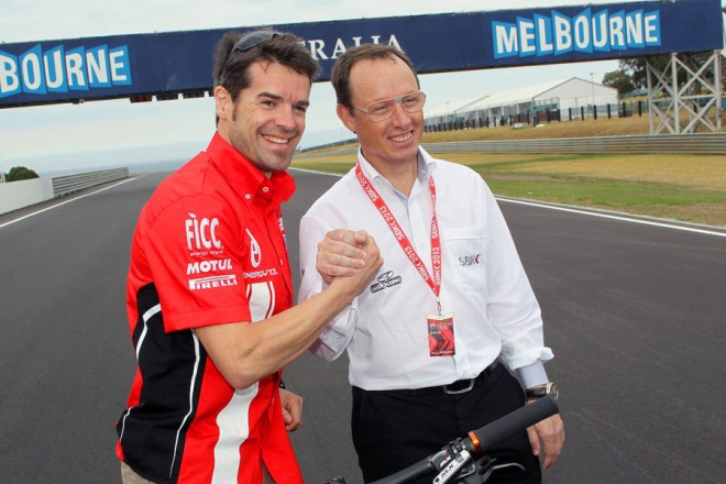 Alonso: Dorna je pro MS-Superbike pøínosem