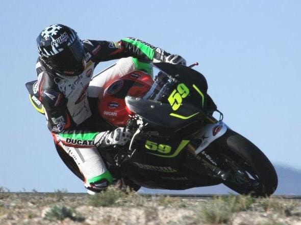 Barni Ducati: Kv�li nedostatku pen�z ��dn� superbiky