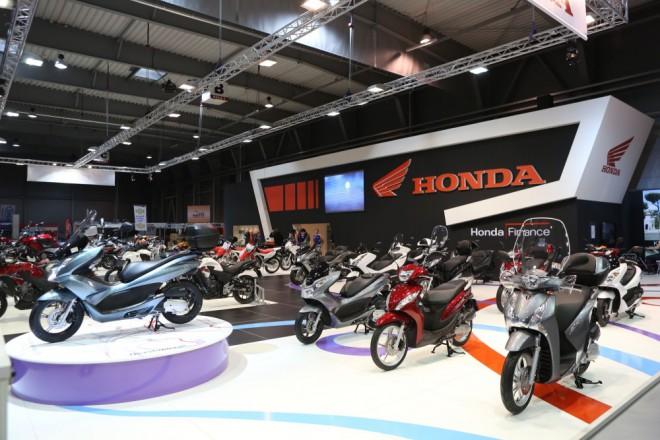 Motosalon 2013: Honda