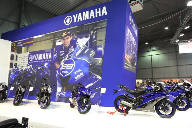 Motosalon 2013: Yamaha