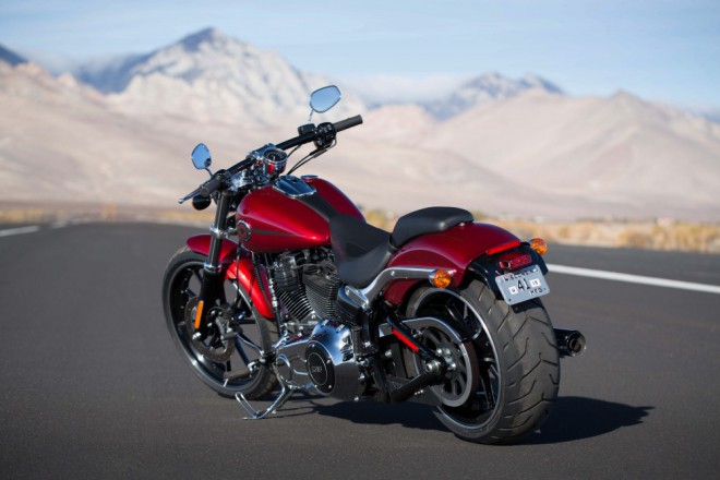 Novinky Harley Davidson: Breakout a Street Bob SE