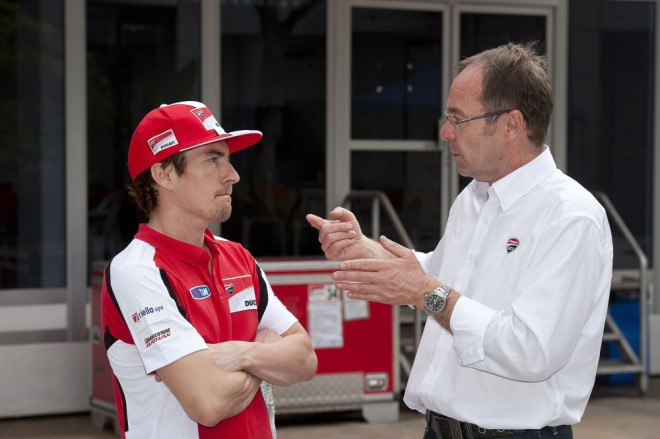 Ducati MotoGP: Radìji další vývoj GP13 než test v Austinu