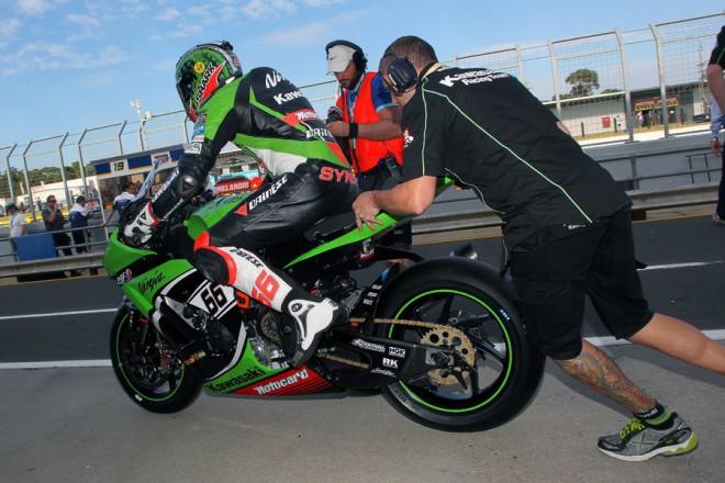 Aragon: Testy Hondy, Kawasaki a Suzuki