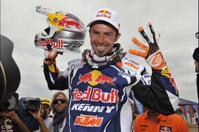 Cyril Despres se rozchází s KTM