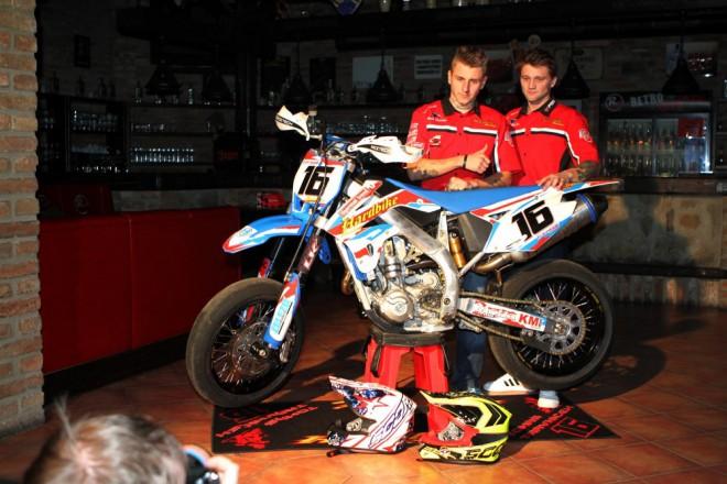 Hardbike Racing pojede s Tomášem Trávníèkem mistrovství svìta