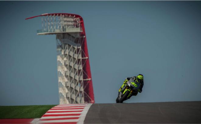 """Valentino Rossi: """"Nepodaøilo se nám odstranit problémy"""""""