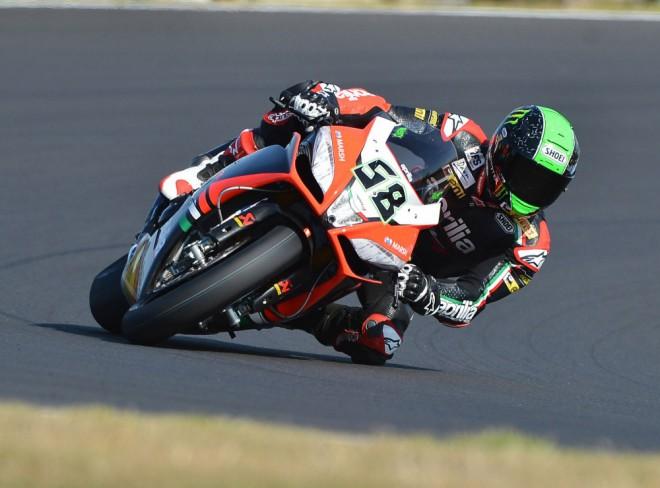 V Jerezu nejrychlejší Laverty