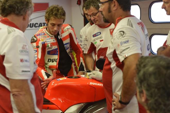 Rossi: Ducati se neumí vypoøádat s kritikou