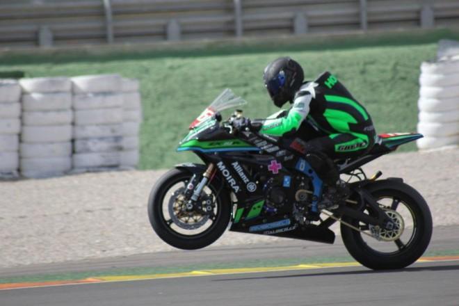 AMBOSELI Racing - testování Španìlsko