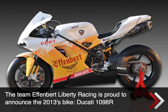 Ducati 1098R: Dle FIM je dovolena do 2015!