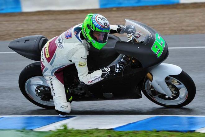 Test Moto2 v Jerezu: Di Meglio pøed Westem