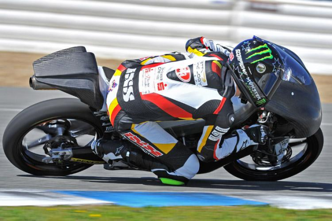 Test Moto3 v Jerezu: Miller pøed Rinsem a Binderem