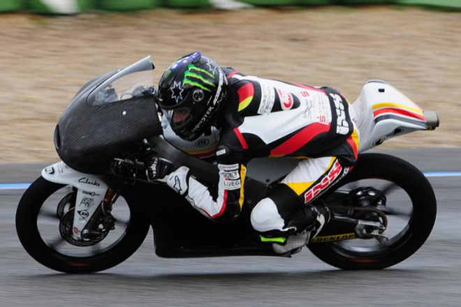 Jerez - testy Moto3, 2. den