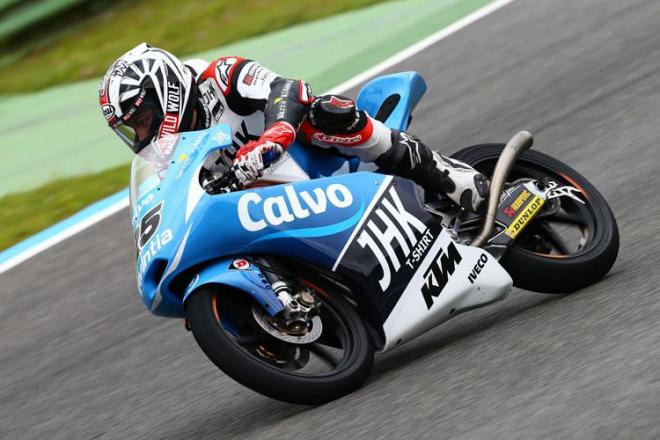 Jerez - testy Moto3, 3. den