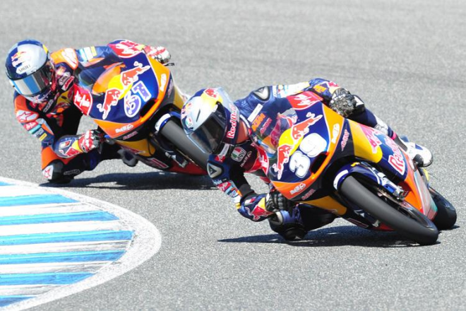 Jerez - testy Moto3, 4. den