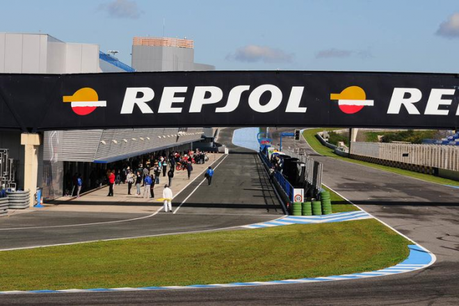 Jerez - pøehled èasù testù IRTA po 4 dnech